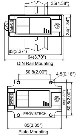 Трехпроводный контроллер TR3102