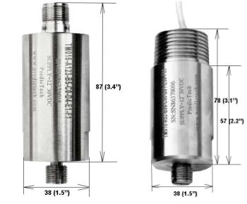 Датчик вибрации TМ016