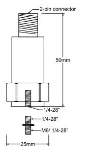 Датчик виброскорости ТМ0793V